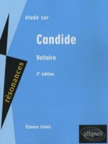 Voltaire, Candide - 2e édition