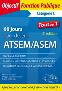 60 jours pour devenir ATSEM/ASEM - 2e édition