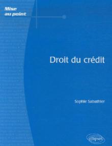 Droit du crédit