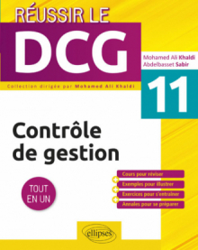 UE11 - Contrôle de gestion - UE11