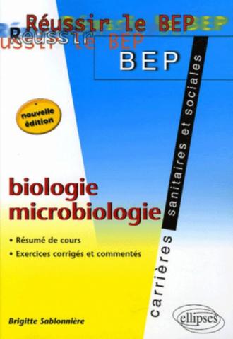 Biologie / Microbiologie - nouvelle édition