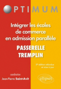 Intégrer les écoles de commerce en admission parallèle - 5e édition