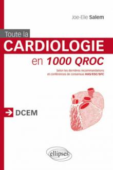 Toute la cardiologie en 1000 QROC