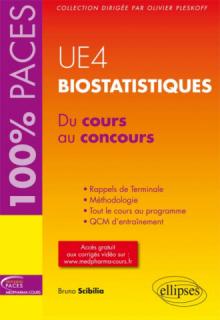 UE4 - Statistiques et mathématiques. Du cours au concours