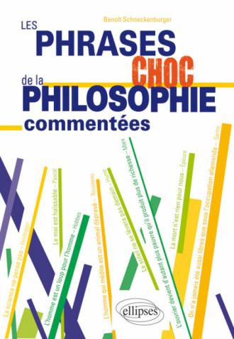 Les phrases choc de la philosophie commentées