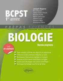Biologie BCPST1 - conforme au nouveau programme 2013