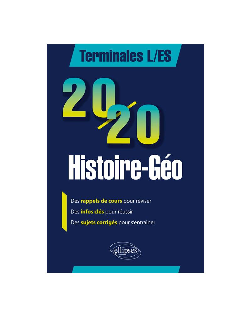 20/20 en histoire-géographie - Terminales L et ES