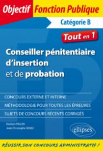 Conseiller pénitentiaire d'insertion et de probation