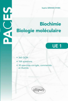 UE1 - Biochimie-Biologie moléculaire
