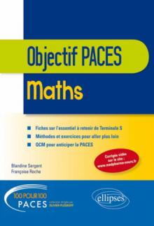 Maths - Tle S - Objectif PACES