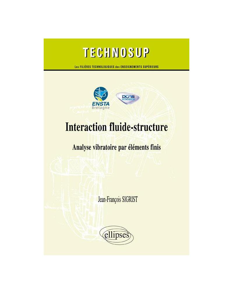Interaction fluide-structure - Analyse vibratoire par éléments finis (niveau-C)