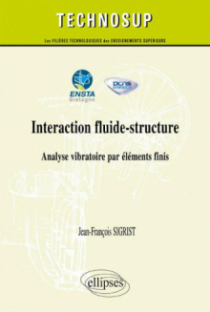 Interaction fluide-structure - Analyse vibratoire par éléments finis (niveau-C)