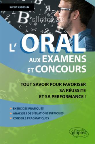 L'oral aux examens et concours