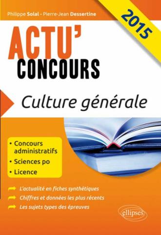 Culture générale - 2015