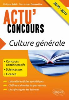 Culture Générale 2016-2017