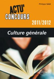 Culture générale 2011-2012