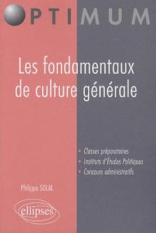 Les fondamentaux de culture générale