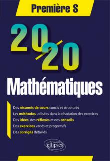 20/20 en mathématiques - Première S