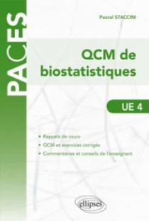 UE4 – QCM de biostatistiques