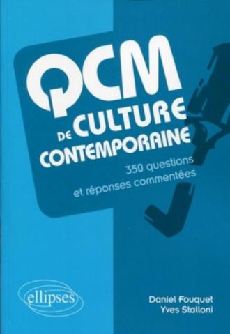 QCM de Culture contemporaine
