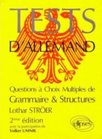 Tests d'allemand QCM grammaire et structures