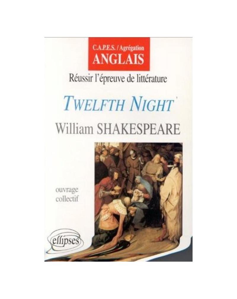 Shakespeare, Twelfth Night
