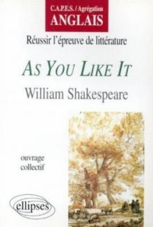 Shakespeare, As you like it