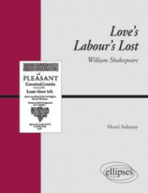 Love's Labour's Lost, Shakespeare