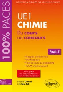 UE1 - Chimie (Paris 5)