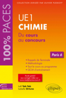 UE1 - Chimie (Paris 6)