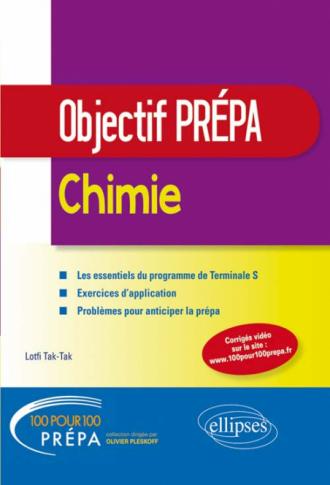 Chimie - Tle S - Objectif Prépa