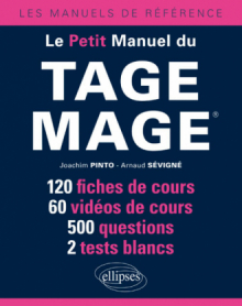 Le Petit Manuel du Tage Mage®