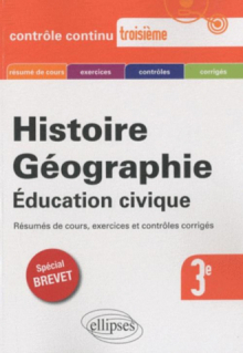 Histoire-géographie et ECJS - BREVET