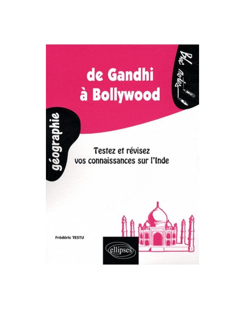 De Gandhi à Bollywood