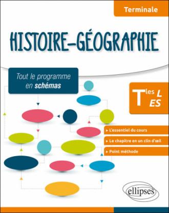 Histoire-Géographie - Terminales L et ES - tout le programme en schémas