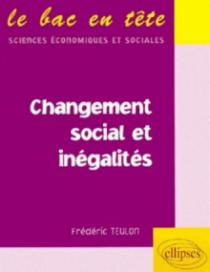 Changement social et inégalités