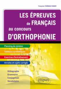 Les épreuves de français au concours d'orthophonie