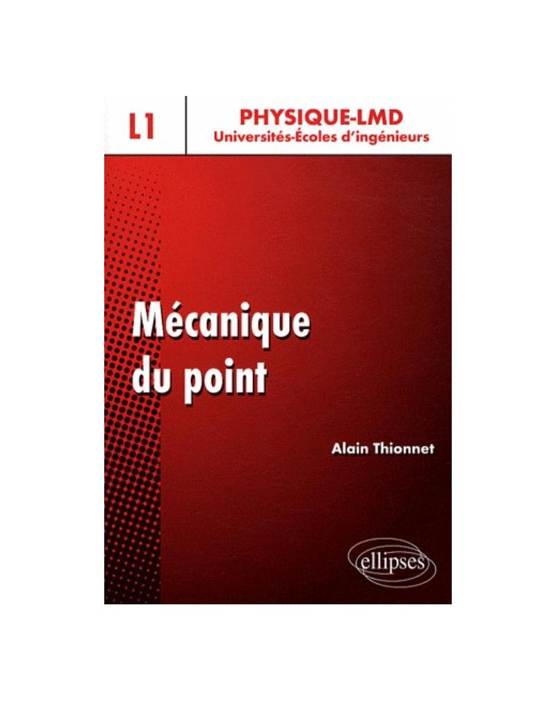 Mécanique du point - niveau L1