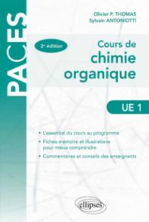 UE1 - Cours de chimie organique - 2e édition