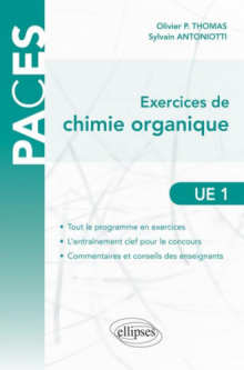 UE1 - Exercices de chimie organique