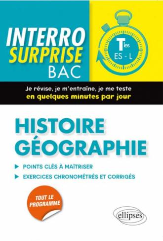 Histoire-Géographie - Terminales L/ES