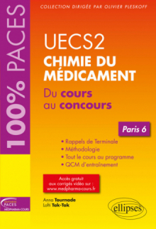 UECS2 - Chimie du médicament (Paris 6)