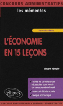 L'économie en 15 leçons. Nouvelle édition