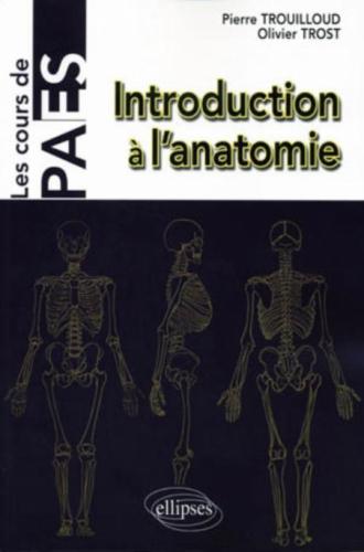 Introduction à l'anatomie