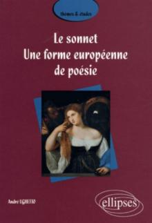 Le sonnet - Une forme européenne de poésie