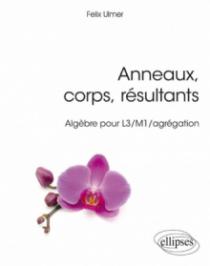 Anneaux, corps, résultants - Algèbre pour L3/M1/agrégation