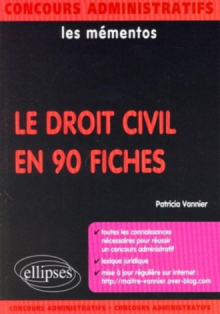 Le droit civil en 90 fiches