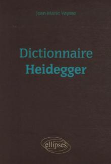Dictionnaire Heidegger