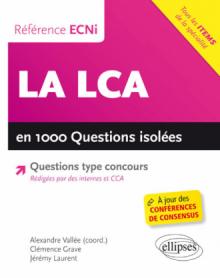 La LCA en 1000 questions isolées - Référence ECNi