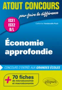 Microéconomie et Macroéconomie - prépas ECE et BL